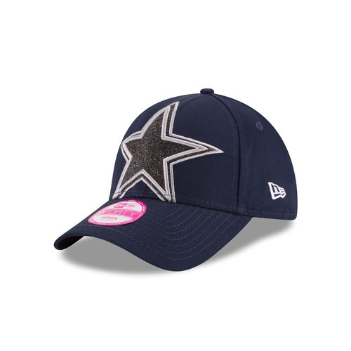 New Era Women's Dallas Cowboys Glitter Glam 2 Hat
