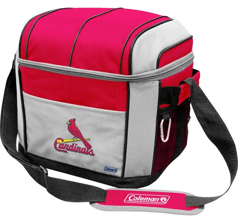 Coleman® St. Louis Cardinals 24-Can Soft-Side Cooler