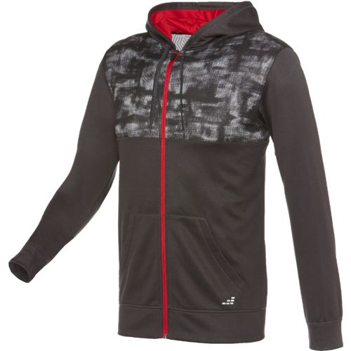 BCG Men's Turbo Warmth Full Zip Fleece Jacket