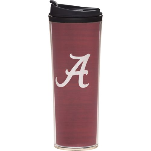 ThermoServ University of Alabama Primary 16 oz. Tritan Tumbler