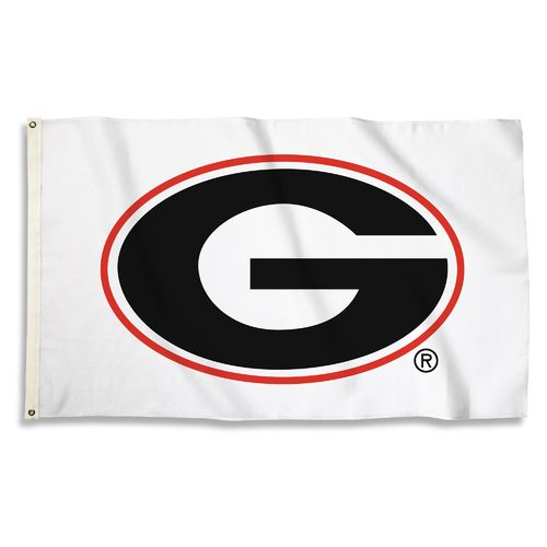 BSI University of Georgia 3'H x 5'W Flag