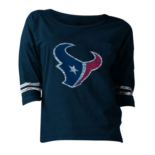 5th & Ocean Clothing Juniors' Houston Texans Hi-Low