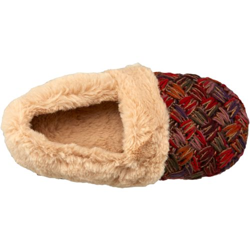 Austin Trading Co.™ Women's Basket Weave A-line Slippers - view number 4