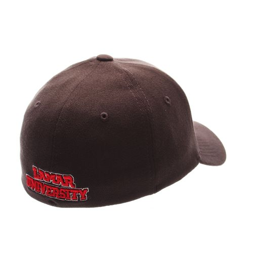 Zephyr Men's Lamar University ZH Tech Flex Cap - view number 2