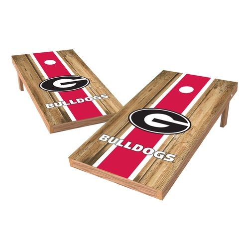 Display product reviews for Wild Sports University of Georgia Cornhole Game