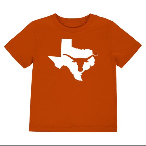 We Are Texas Toddlers' University of Texas Longhorn State T-shirt
