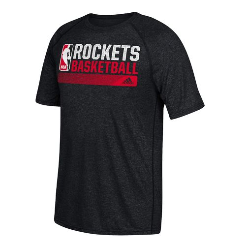 adidas Men's Houston Rockets Icon Status T-shirt
