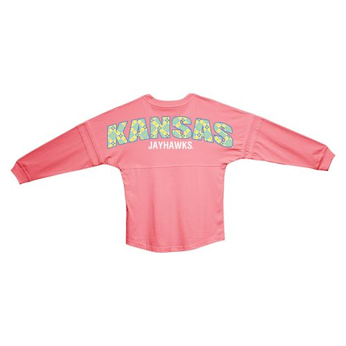 Boxercraft Women's University of Kansas Pom Pom Pullover