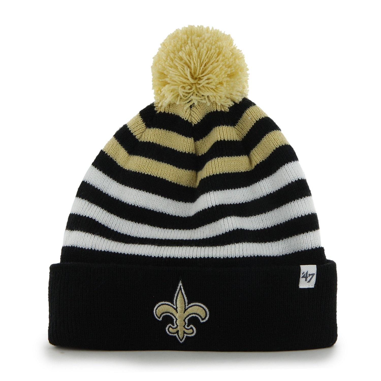 '47 New Orleans Saints Kids' Yipes Cuff Knit