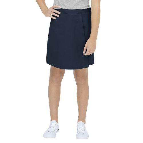 Dickies Girls' Faux Wrap Skort