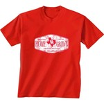 New World Graphics Men's University of Houston Home Grown T-shirt