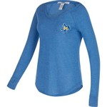 Chicka-d Women's McNeese State University Favorite V-neck Long Sleeve T-shirt - view number 2