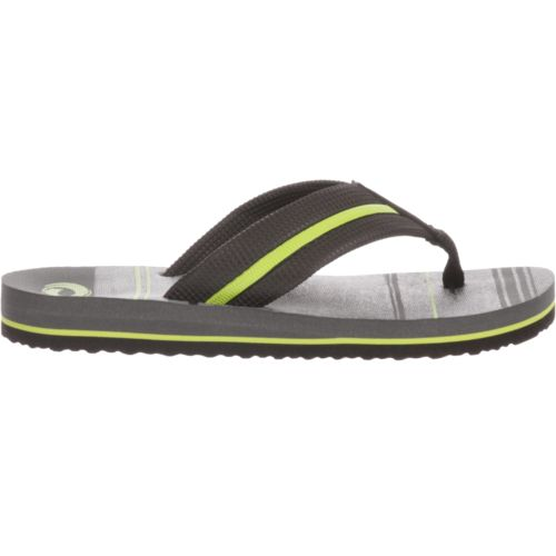 O'Rageous Boys' Beach Flip-Flops