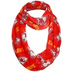 Forever Collectibles™ Women's Kansas City Chiefs Infinity Scarf
