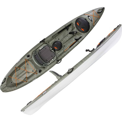 Display product reviews for Pelican Premium Enforcer 120X Angler 12' Kayak