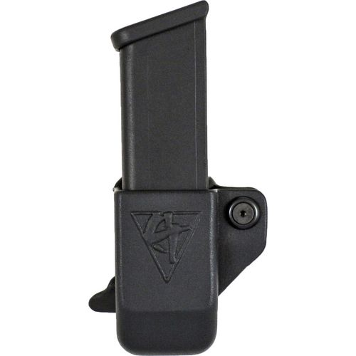 Comp-Tac 1911 9mm/.40/.45 Single Magazine Pouch with Belt Clip