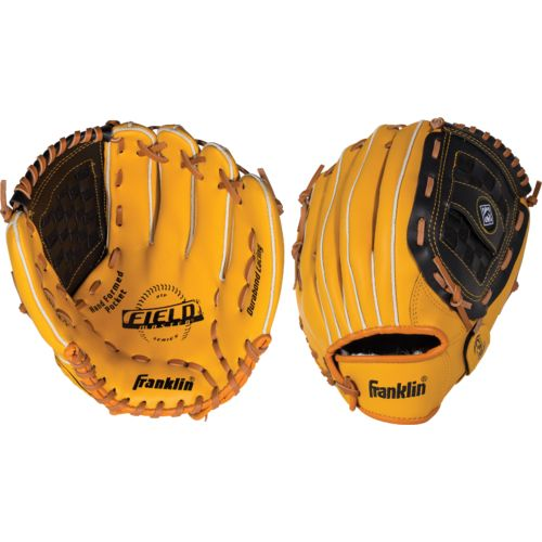Franklin Youth Field Master Series 12.5' Baseball Fielding Glove