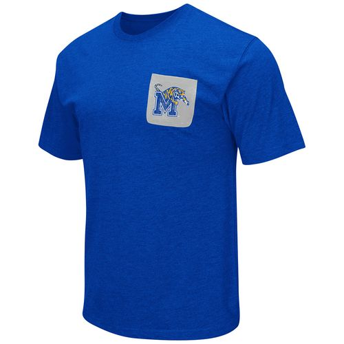 Colosseum Athletics™ Men's University of Memphis Banya Pocket T-shirt