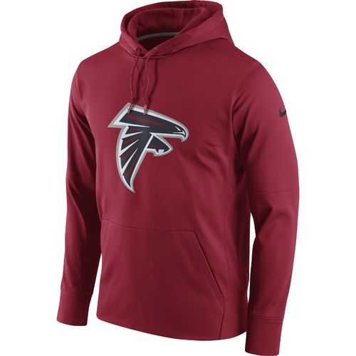 Nike Men's Atlanta Falcons Logo Essential Hoodie - view number 1