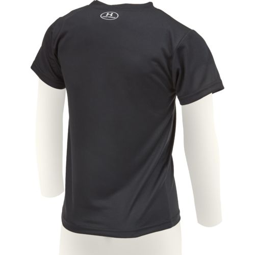 Under Armour Boys' Never Quits Short Sleeve T-shirt - view number 2