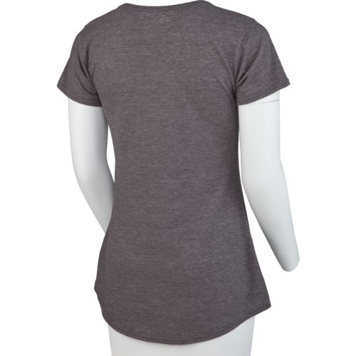 BCG Women's Keep Pushing V-neck Graphic T-shirt - view number 2