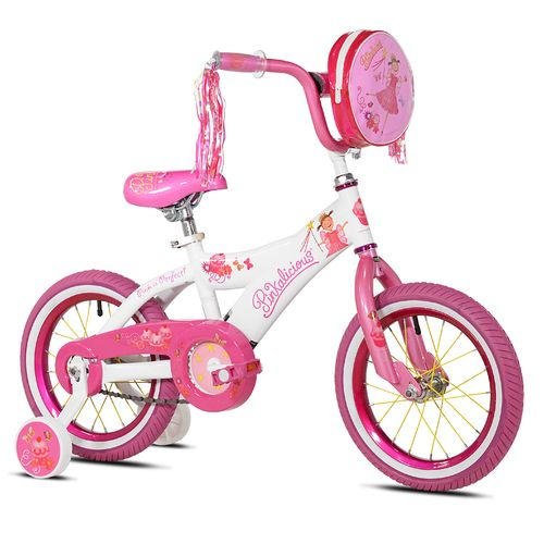 KENT Girls' Pinkalicious 14 in Bicycle