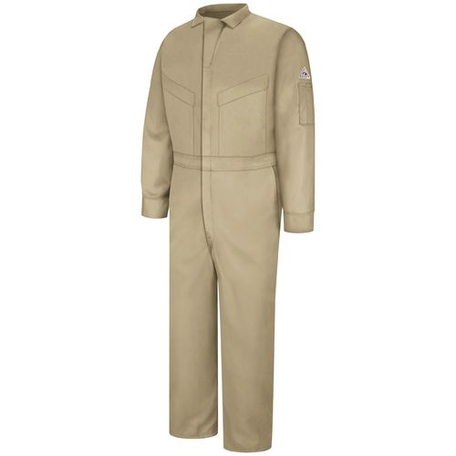 Bulwark Men's Flame Resistant Deluxe 5.8 oz CoolTouch Coverall - view number 2