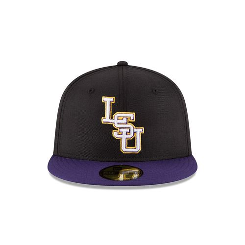New Era Men's Louisiana State University 59FIFTY Cap - view number 6