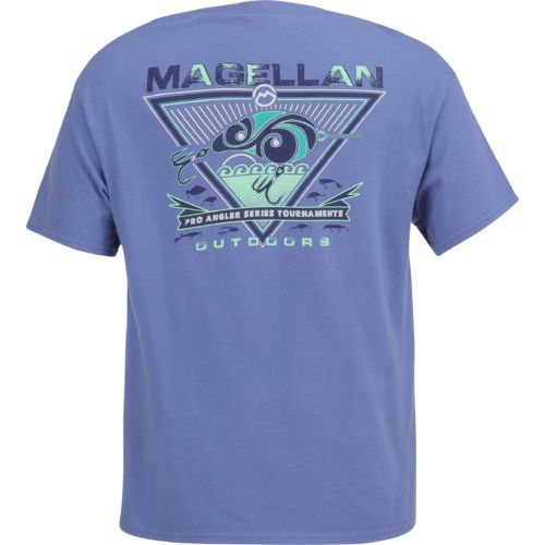 Display product reviews for Magellan Outdoors Men's Lure Tribal Short Sleeve T-shirt