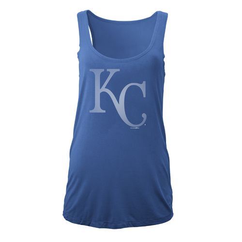 5th & Ocean Clothing Women's Kansas City Royals Fade Tank Top