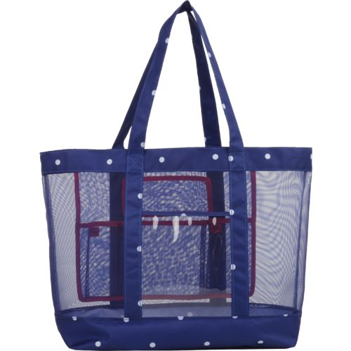 Academy Sports + Outdoors Mesh Beach Tote Dot