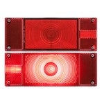 Optronics ONE LED Low-Profile Marine Taillights - view number 1
