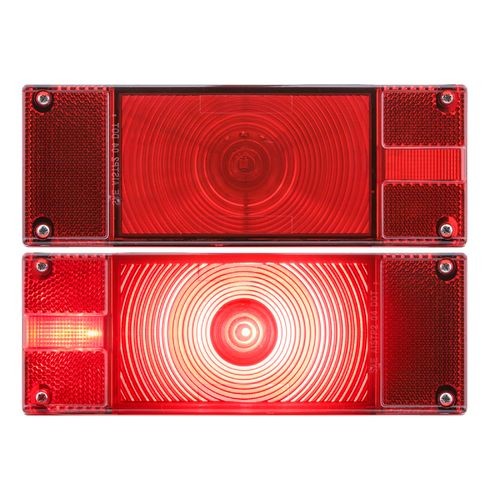 Optronics ONE LED Low-Profile Marine Taillights