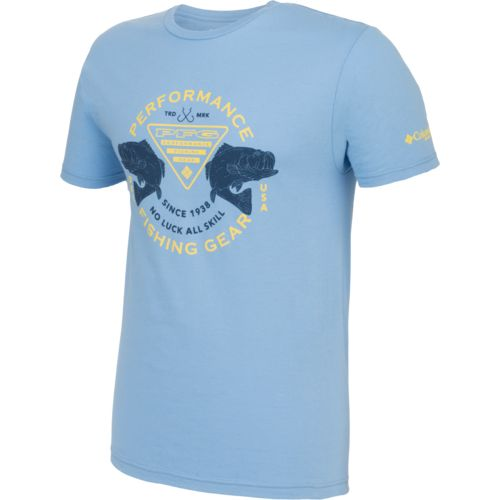 Columbia Sportswear Men's PFG Graphic Crew Neck T-shirt - view number 3