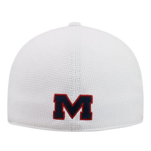 Top of the World Men's University of Mississippi Booster Plus Flex Cap - view number 2