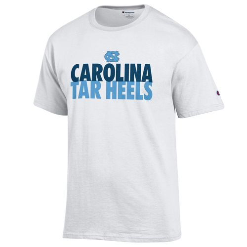 Champion Men's University of North Carolina Bold Team Mascot T-shirt