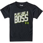 Under Armour Boys' Play Like a Boss Short Sleeve T-shirt - view number 4