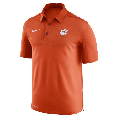 Nike™ Men's Clemson University Elite Polo Shirt