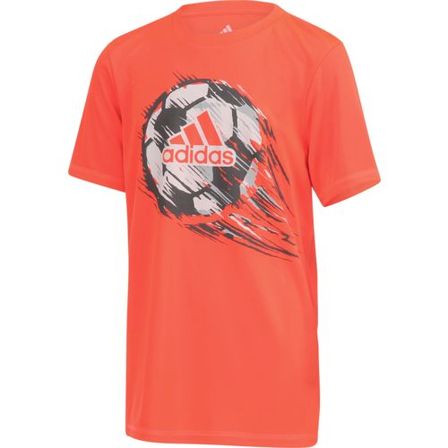 adidas Boys' climalite Dynamic Sport T-shirt - view number 3