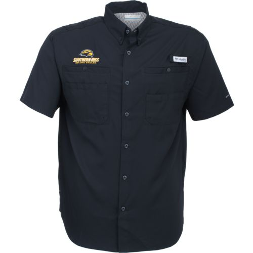 Columbia Sportswear Men's University of Southern Mississippi Tamiami™ Button Down Shirt - view number 1