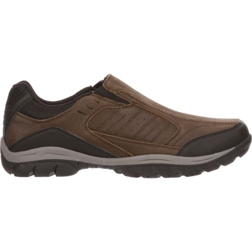 Display product reviews for Magellan Outdoors Men's Saxum Slip-On Shoes