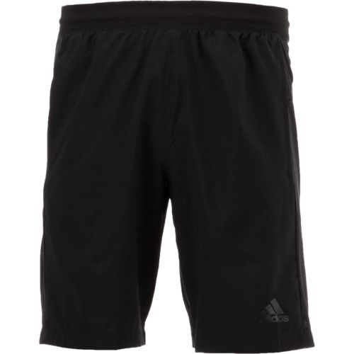 Display product reviews for adidas Men's Designed 2 Move 3-Stripes Short
