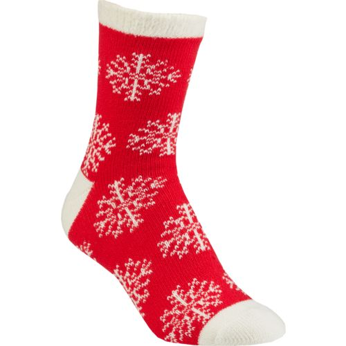 Magellan Outdoors Women's Snowflake Lodge Socks