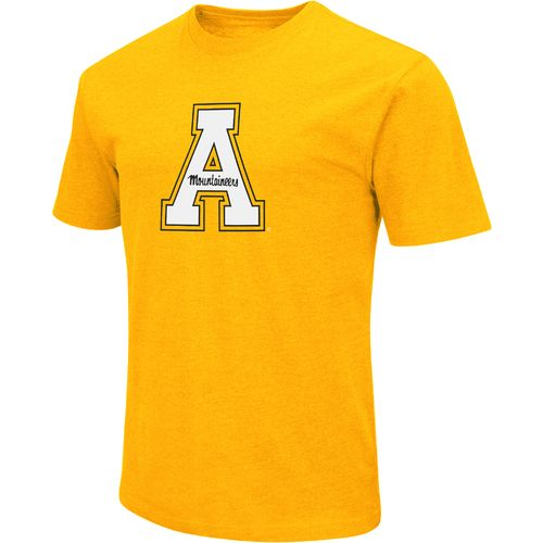 Colosseum Athletics Men's Appalachian State University Logo Short Sleeve T-shirt - view number 1