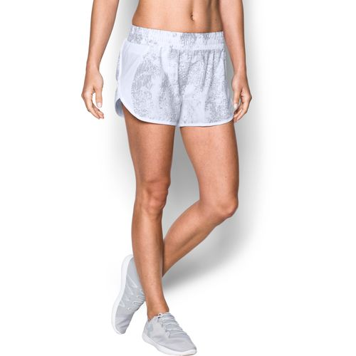 Under Armour Women's Printed Tulip Running Short - view number 3