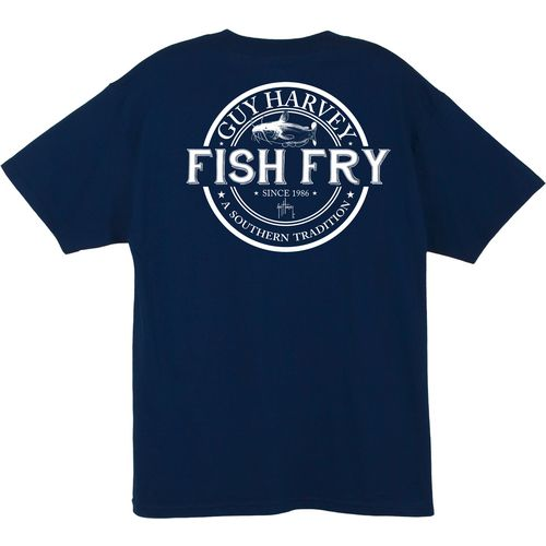 Guy Harvey Men's Fish Fry T-shirt