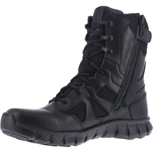 Reebok Men's SubLite Cushion 8 in Tactical Work Boots - view number 3