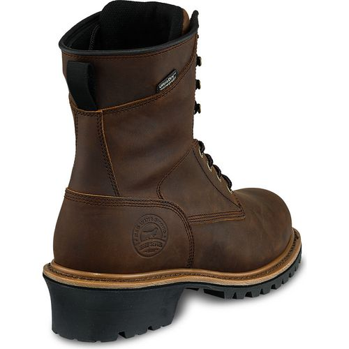 Irish Setter Men's Mesabi 8 in Logger Boots - view number 3