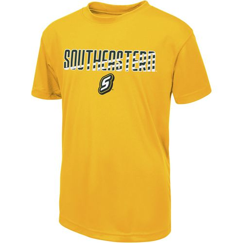 Colosseum Athletics Boys' Southeastern Louisiana University Team Stripe T-shirt - view number 1