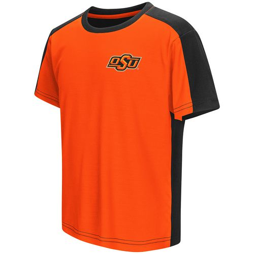 Colosseum Athletics Boys' Oklahoma State University Short Sleeve T-shirt